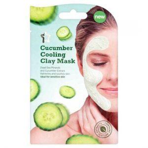 Superdrug Cucumber Cooling Clay MaskSuperdrug's Cucumber Cooling Mask awakens sk