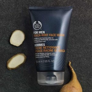 For Men Maca Root Face Wash