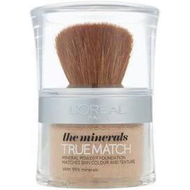 L'Oreal True Match Minerals Powder Creamy Beige N3