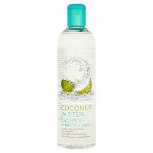 Superdrug Coconut Water Shampoo 400ml