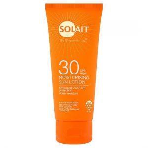 Solait Sun Cream Mini SPF30 100ml
