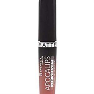 Rimmel Apocalips Matte Lipstick, Atomic Rose