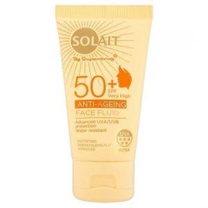 Solait Face Sun Cream Fluid SPF50 50ml