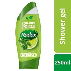 Radox Feel Energised Shower Gel 250ml