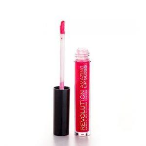 Revolution Amazing Lipgloss Raspberry