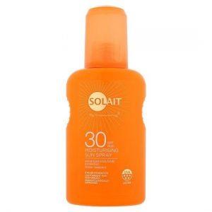 Solait SPF30 Moisturising Sun Spray 200ml