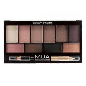MUA Eyeshadow Palette - Elysium
