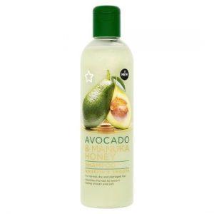 Superdrug Avocado & Manuka Honey Shampoo 400ml