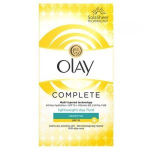 Olay Complete Care Fluid For Sensitive Skin 100ml