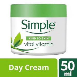 Simple Kind To Skin Vital Vitamin Day Cream