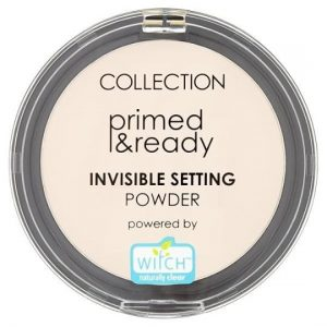 Collection Primed & Ready Invisible Setting Powder