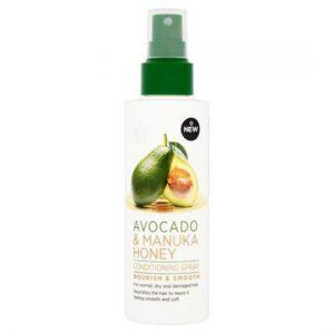 Nourish & Smooth Avocado & Manuka Honey Conditioning Spray