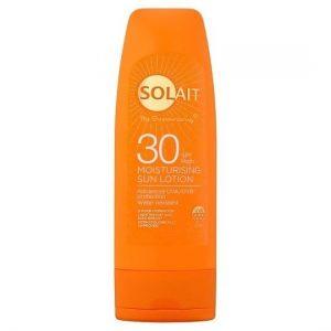 Solait SPF30 Moisturising Sun Lotion 200ml