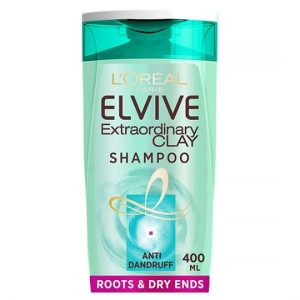L'Oreal Elvive Extraordinary Clay Shampoo 400ml