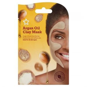 Superdrug Argan Oil Clay Mask 15ml
