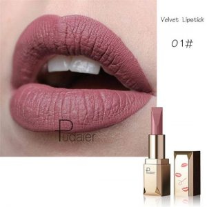 Bringbring Long Lasting Lipsticks Waterproof Matte Liquid Lip Gloss Lipstick Cos