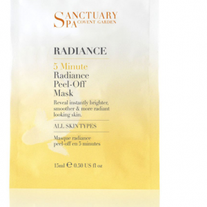 Sanctuary 5 Minute Moisture Mask 15ml