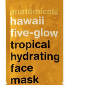 Anatomicals hawaii five glow face mask
