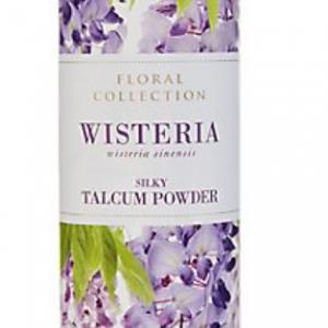 Wisteria Talcum Powder 200g (M&S)