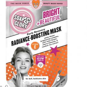 Soap & Glory Bright + Beautiful Radiance-Boosting Mask
